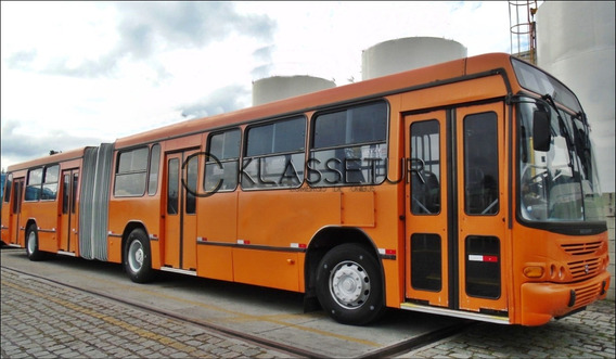 Onibus Mpolo Torino Articulado Volvo B10m (cod.165) Ano 2001
