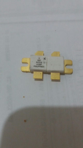 Transistor Blf 278 Philipines Rs650,00 Por Peça