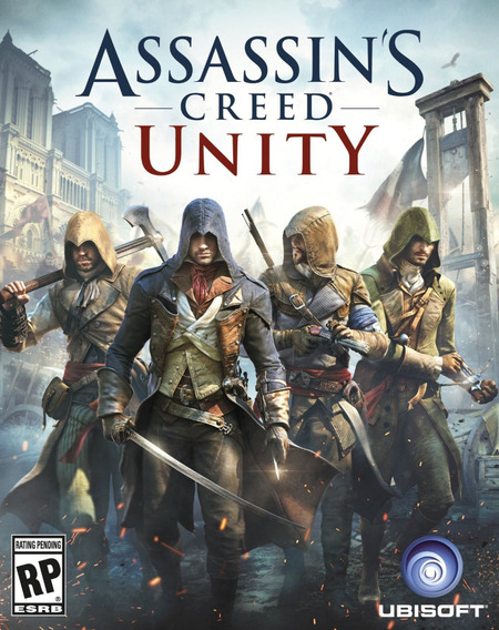 Pc - Assassins Creed Unity