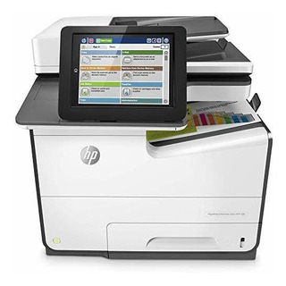 Impresora Hp Pagewide Enterprise Color Mfp 586dn ®