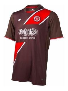Camisa Saint Pauli (st. Pauli) - 2013/14 - Tamanho G