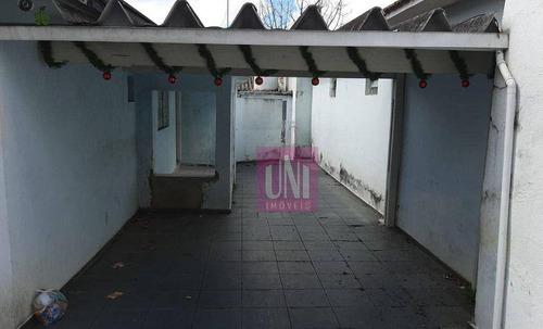Imagem 1 de 3 de Terreno À Venda, 200 M² Por R$ 320.000 - Vila Lucinda - Santo André/sp - Te0223