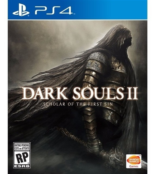 Dark Souls 2 Ps4 Midia Fisica