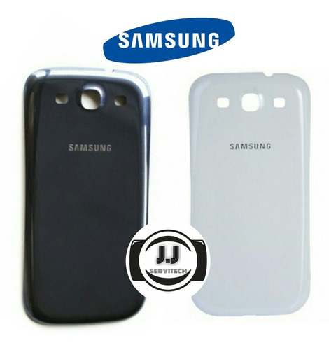 Tapa Trasera Samsung Galaxy S3 I9300 I9305 Originales