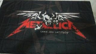 Bandeira Do Metallica