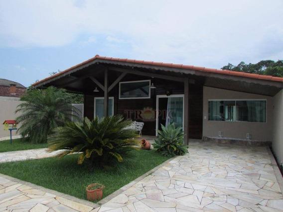 Casa Com 6 Dormitórios Para Alugar, 300 M² Por R$ 2.000,00/dia - Morada Da Praia - Bertioga/sp - Ca0214