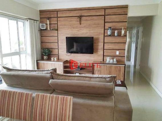 Apartamento Com 3 Dormitórios À Venda, 102 M² Por R$ 530.000,00 - Jardim Das Indústrias - São José Dos Campos/sp - Ap3893