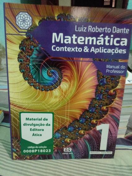 Livro Matemática 1° Ano Ensino Médio (dante)