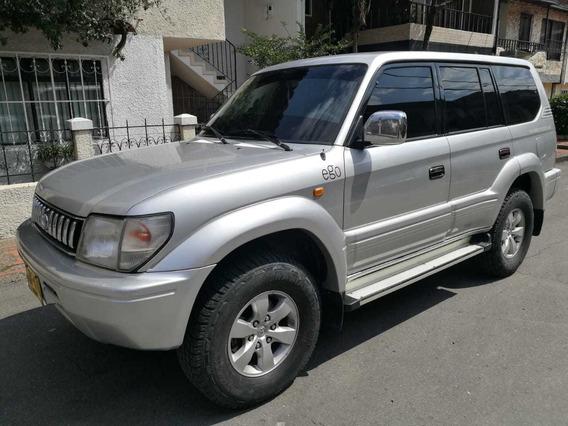 Toyota Prado 2004 Automatica Y Full Equipo!!!
