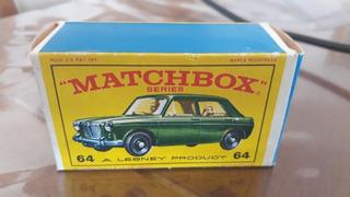Miniatura Matchbox Lesney Mg 1100 Morris Made England 1966