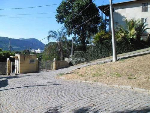 Terreno À Venda, 883 M² Por R$ 550.000,00 - Itaipu - Niterói/rj - Te3235