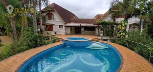 Imagem 1 de 30 de Casa À Venda, 637 M² Por R$ 4.800.000,00 - Condomínio Terras De São José I - Itu/sp - Ca1366