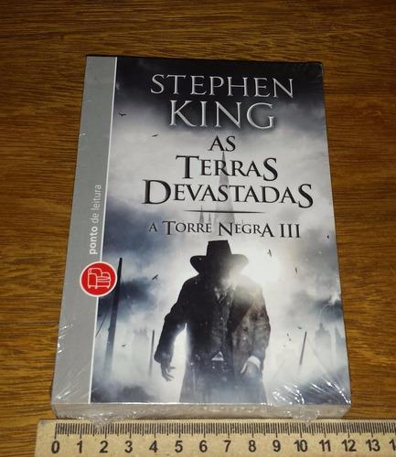 A Torre Negra - As Terras Devastadas - Stephen King