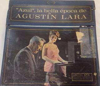 Agustín Lara 10 Discos Lp De Coleccion, Buena Música