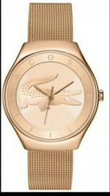 Relógio Lacoste - Rosê Gold
