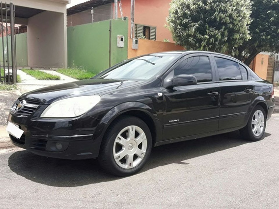Chevrolet Vectra Power 4p Automático 2008/2009