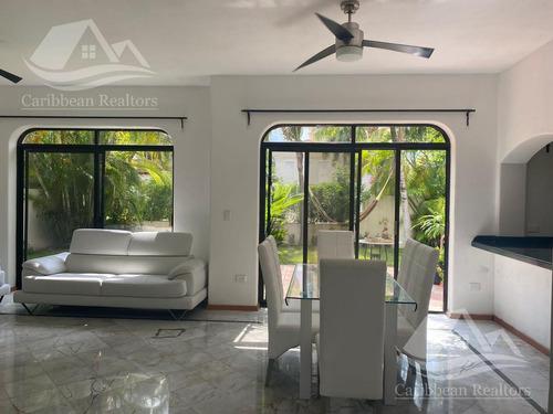 Imagen 1 de 11 de Departamento En Renta En  Isla Alegre Isla Dorada Cancún