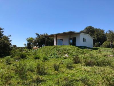 Hermosa Chacra De 5 Has Con Casa Nueva, Luz Y Agua.
