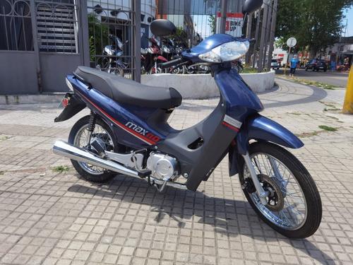 Yumbo Max 110 Automática - Financiación - Permutas - Bike Up