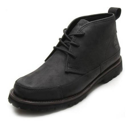 Zapatillas Timberland Ex Leathert Chukka Os M Black 36932d