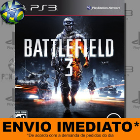Jogo Battlefield 3 - Promoção Pronta Entrega Ps3