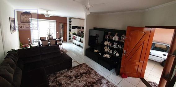 Casa A Venda No Bairro Jd Boa Esperança Em Araras - Sp. - 2310-1