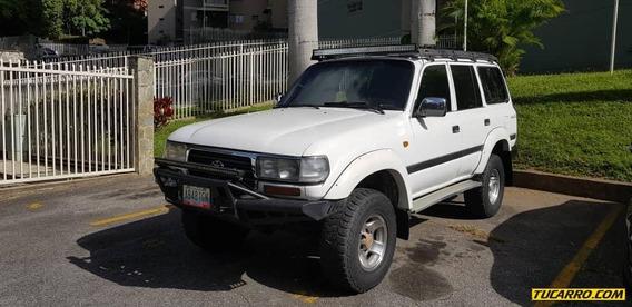 Toyota Burbuja Land Cruiser Vx