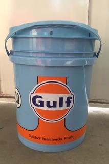Gulf Therm 32 X20l Aceite De Transferencia Termica Termico