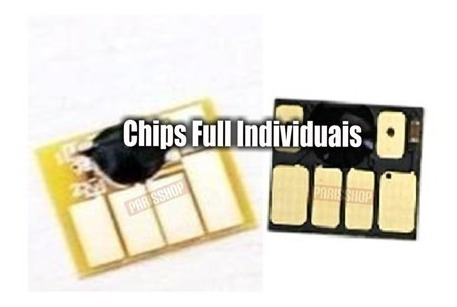Chip Full Hp 72 Chip Auto Reset Individual