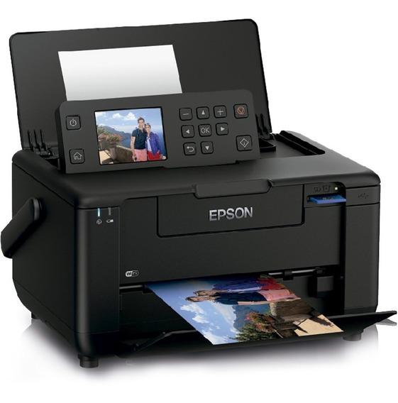 Impressora Fotográfica Epson Portátil Picturemate Pm525 Wifi
