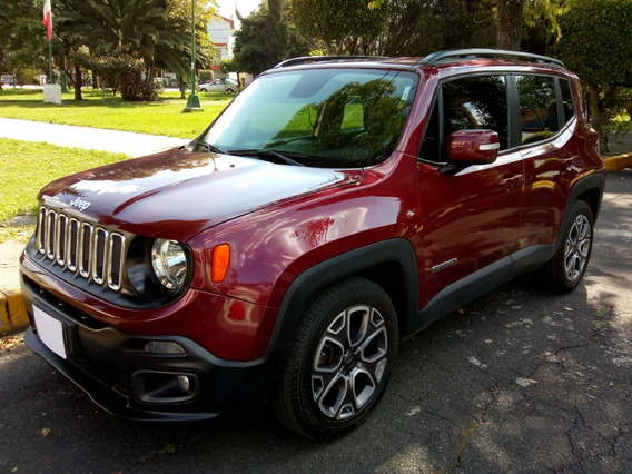 Jeep Renegade Latitude L4 At Verif 00 Al 2021 /plan Credito