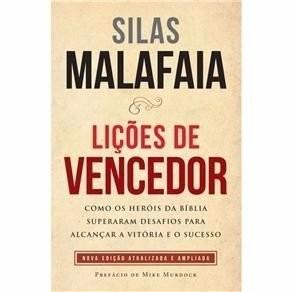 Livro - Lições De Vencedor - Silas Malafaia