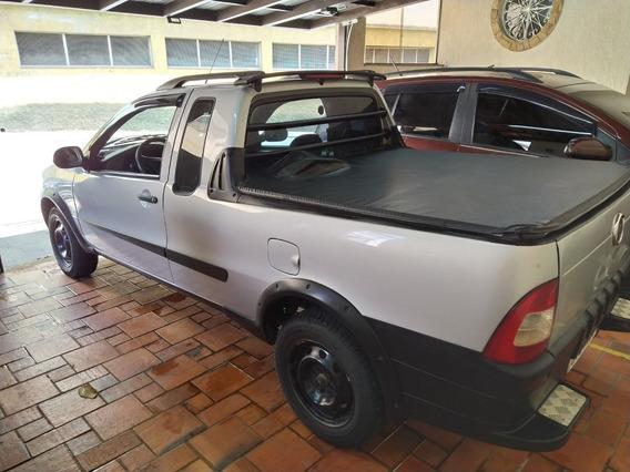 Fiat Strada 1.4 8v Flex - Completa - 2012
