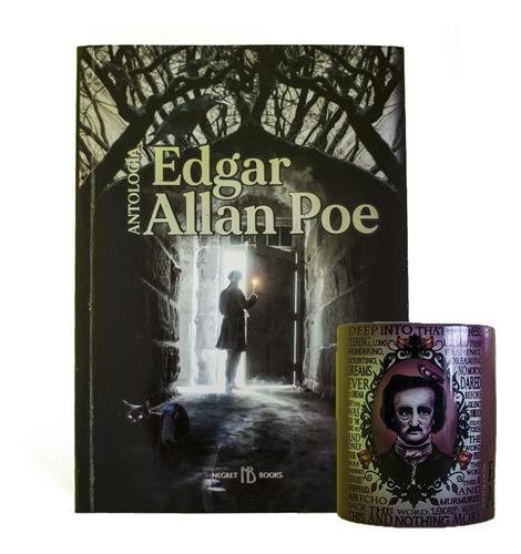 Edgar Allan Poe - Antología 68 Cuentos + Mug Oficial