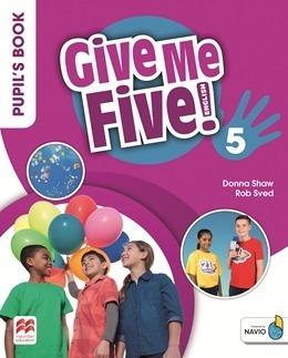 Give Me Five 5 - Pupil´s Book And Activity Book - Macmillan | Mercado Libre