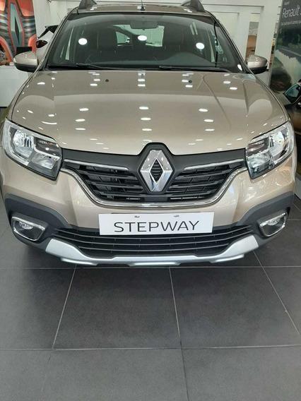 Renault Stepway Intense Cvt 1.6 Imperdible Descuentos!!do