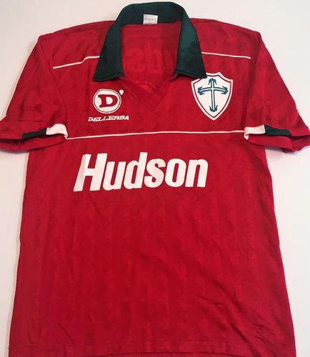 Camisa Portuguesa 1991 Dener #10 De Jogo