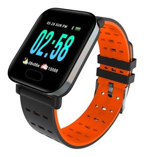 Reloj Inteligente Bluetooth Deportivo De Alta Calidad