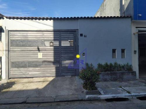 Imagem 1 de 24 de Sobrado Com 3 Dormitórios À Venda, 164 M² Por R$ 850.000,00 - Vila Ema - São Paulo/sp - So1470