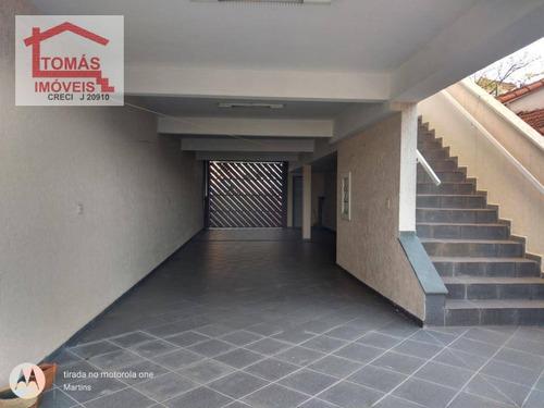 Imagem 1 de 24 de Sobrado À Venda, 190 M² Por R$ 725.000,00 - Pirituba - São Paulo/sp - So1931