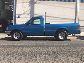 Ford Ranger Pickup Xlt L4 5vel Caja Larga Mt