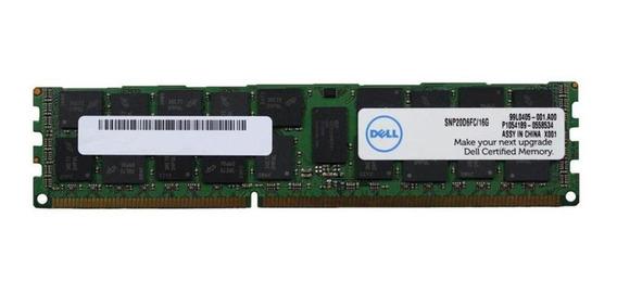 Memória RAM 16GB 1x16GB Dell SNP20D6FC/16G