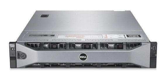 Servidor Dell R710 Xeon Hexa Cor 2.5ghz 64gb Ram + 2 Sas 2tb
