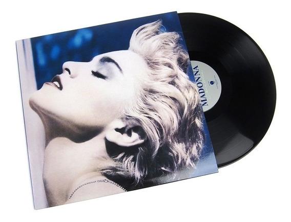 Lp Disco De Vinil Madonna - True Blue