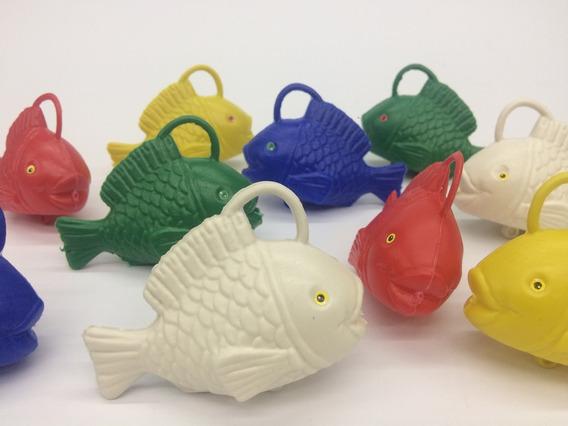 Kit 100 Peixinho Pescaria Festa Junina Brinquedo Atacado