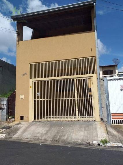 Sobrado Com 4 Dormitórios Para Alugar, 240 M² Por R$ 1.600/mês - Cidade Edson - Suzano/sp - So0179