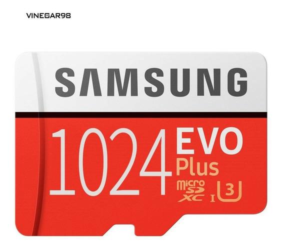 Cartão De Memória Samsung Evo Com 1tera Alta Velocidade.