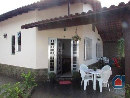 Imagem 1 de 20 de Casa Residencial À Venda, Tanque, Rio De Janeiro - Ca0002. - Ca0002