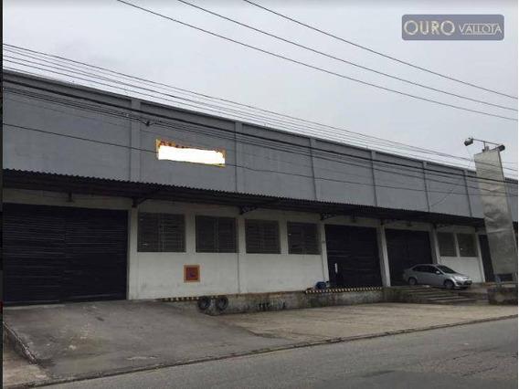 Terreno Industrial Para Locação, Jardim Humaitá, São Paulo - Te0063. - Te0063