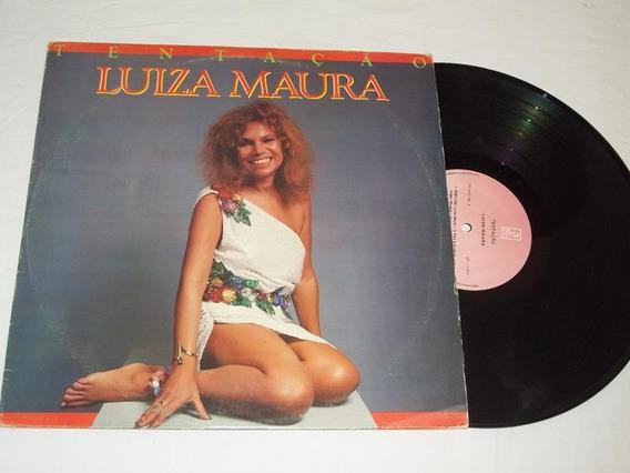 Vinil Lp - Luiza Maura - Tentação